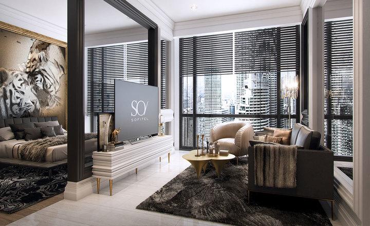SO Sofitel Kuala Lumpur Residences: A Lifetime of Luxury