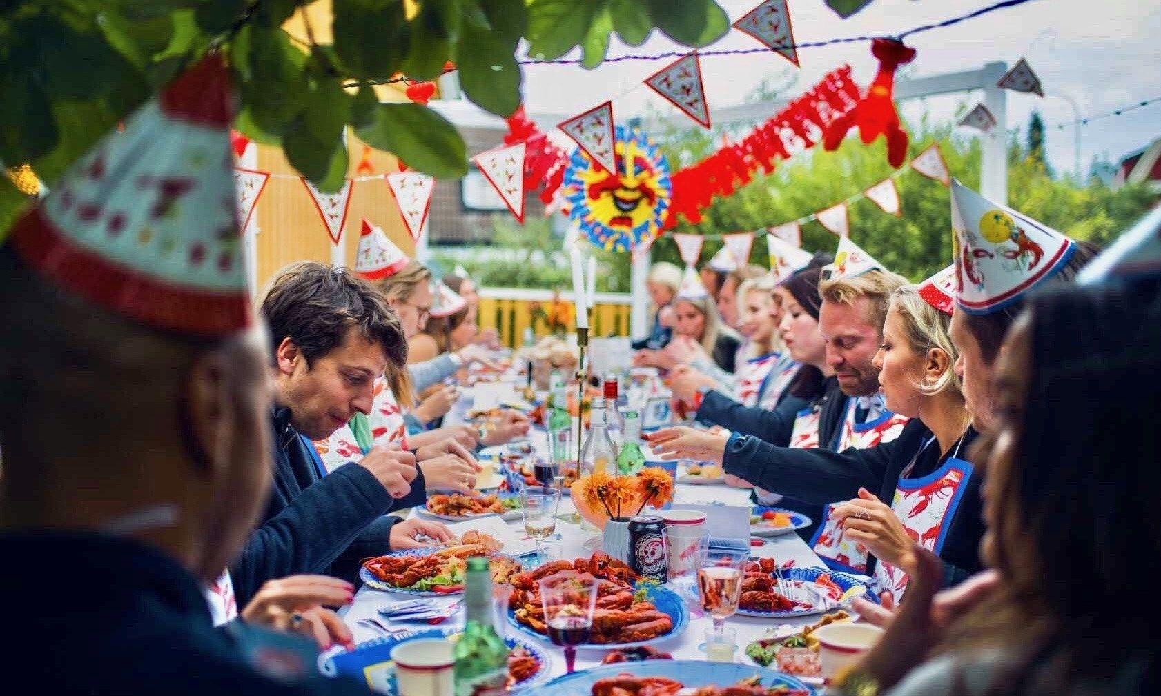 SwedCham's Tradition – Swedish Crayfish Party 2020: 11 September 2020 (Shanghai)