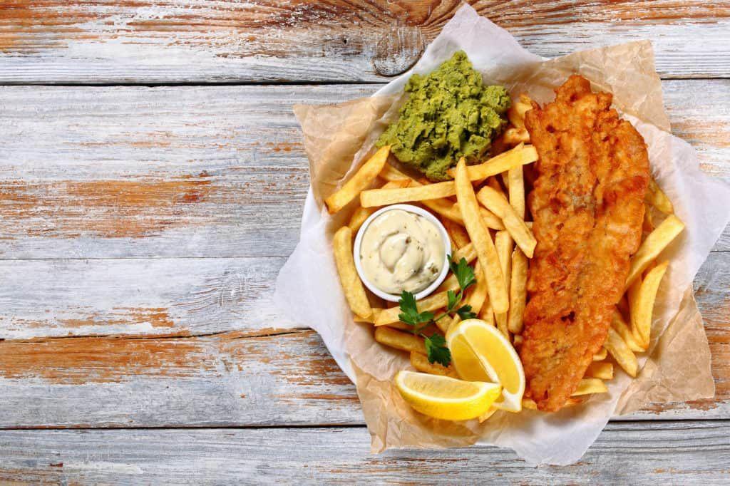Joint Chamber Fish & Chips Night: 10 September 2020 (Shanghai)