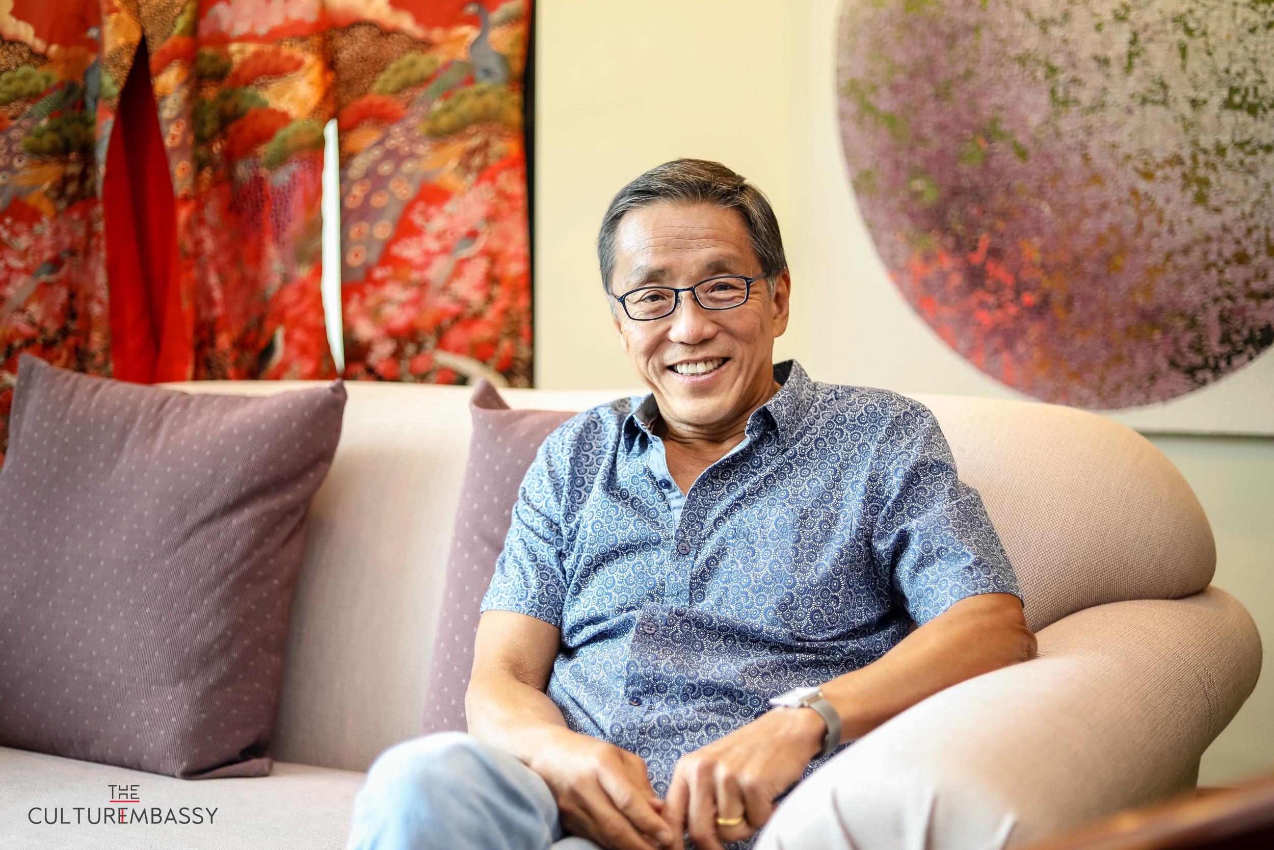 Executive Chairman of Banyan Tree Holdings: Mr Ho Kwon Ping