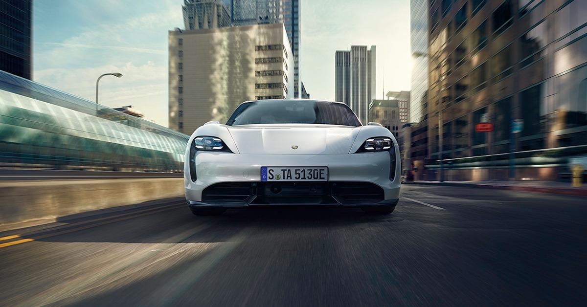 The New Porsche Taycan Virtual Launch: 22 September 2020 (Online)