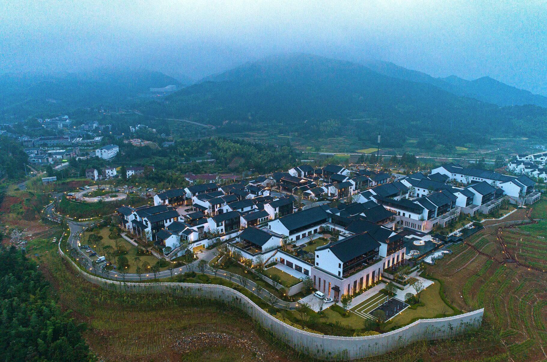 Hoshino Resorts KASUKE Tiantai to Open in Tiantai, China