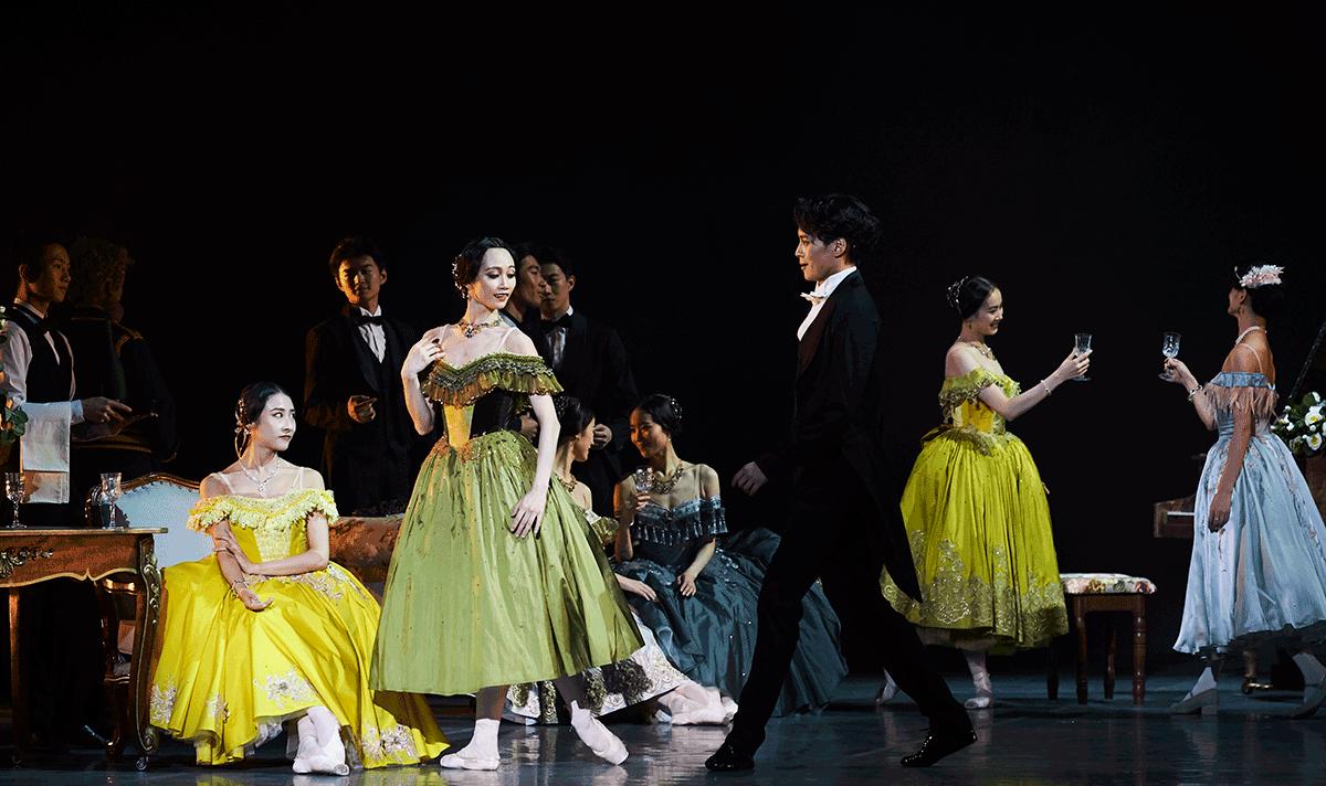 Shanghai Ballet: The Lady of the Camellias 19 – 20 Nov 2020