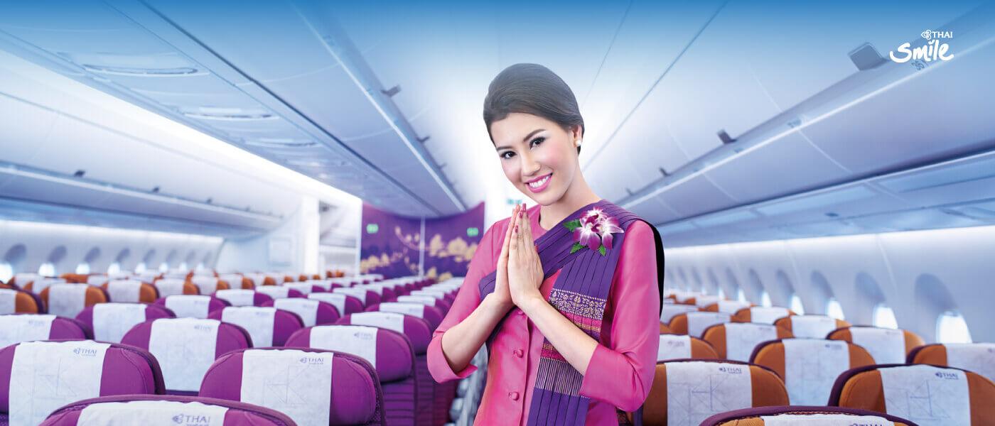 "Thai Airways launches ""flight to nowhere"""