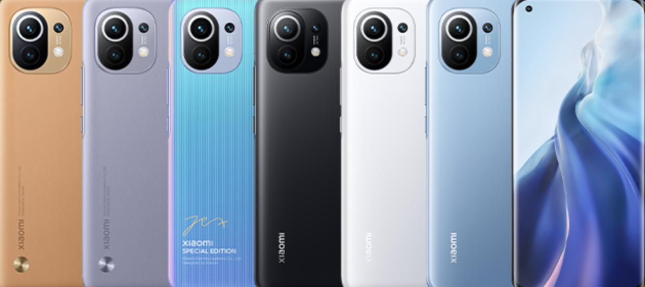 Xiaomi debuts the Mi 11