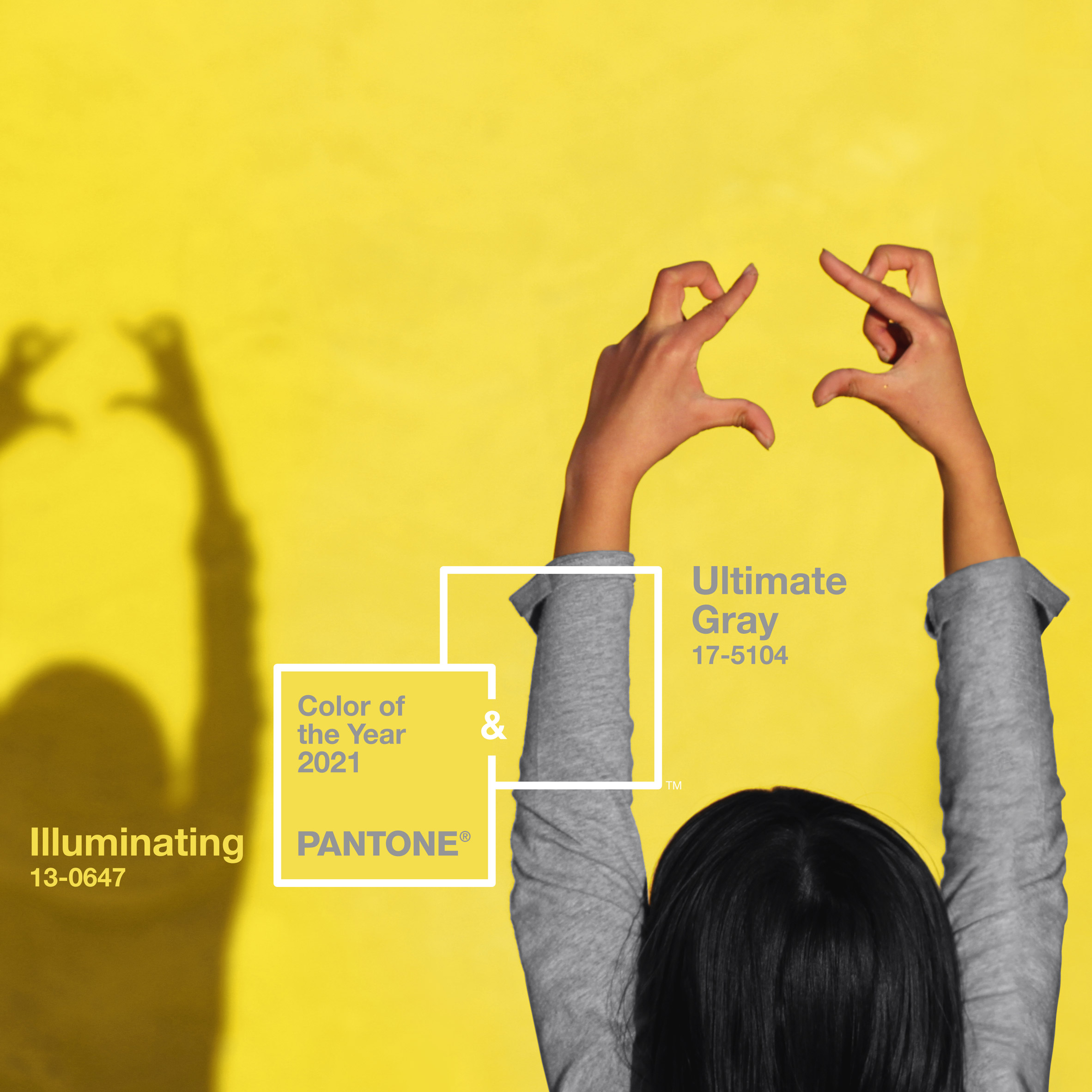 'Illuminating' and 'Ultimate Gray': Pantone's choices to light up your 2021